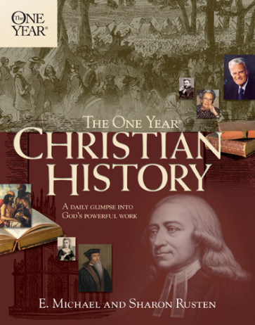 The One Year Christian History - Softcover