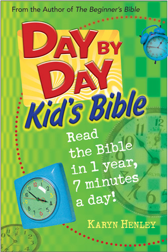 Day by Day Kid's Bible - Hardcover