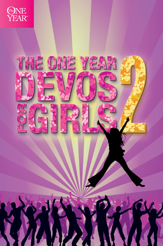 The One Year Devos for Girls 2 - Softcover