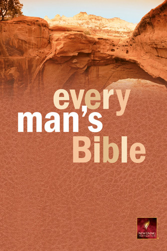 Every Man's Bible NLT (Hardcover) - Hardcover