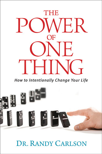 The Power of One Thing - Softcover
