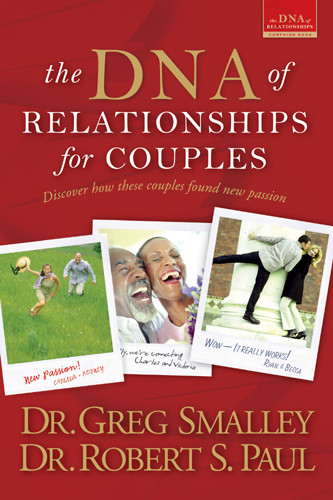The DNA of Relationships for Couples - Softcover