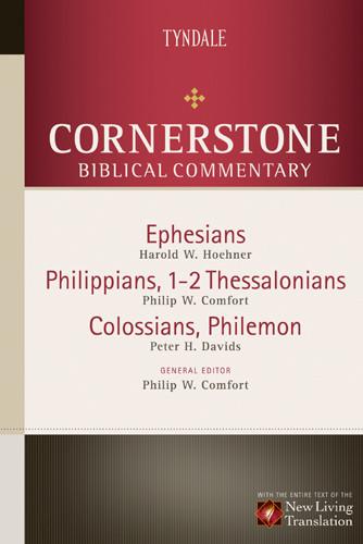 Ephesians, Philippians, Colossians, 1-2 Thessalonians, Philemon - Hardcover