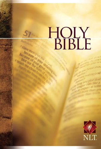 Holy Bible Text Edition NLT (Hardcover) - Hardcover