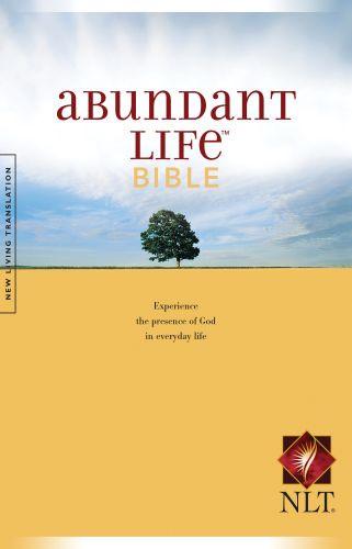 Abundant Life Bible NLT (Softcover) - Softcover