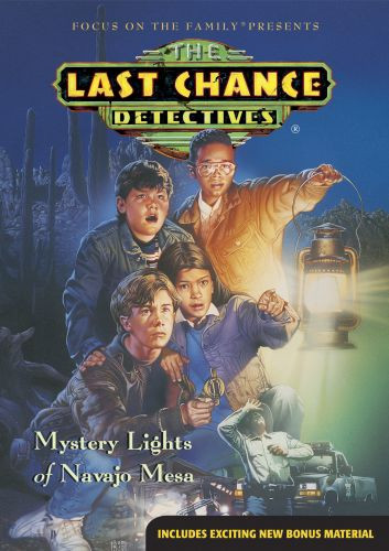 Mystery Lights of Navajo Mesa - DVD video
