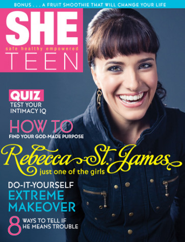 SHE Teen - Softcover