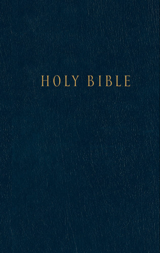 Pew Bible NLT (Hardcover, Blue) - Hardcover Blue