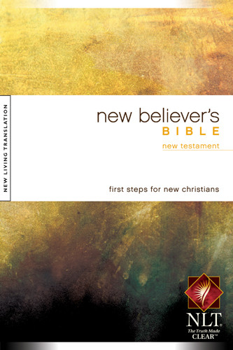 New Believer's New Testament NLT (Softcover) - Softcover