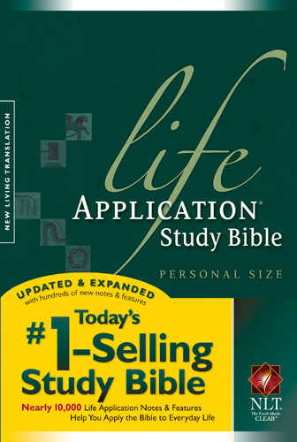 NLT Life Application Study Bible, Second Edition, Personal Size (Softcover) - Softcover / softback