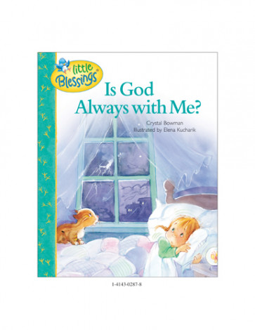 Is God Always with Me? - Hardcover Sewn