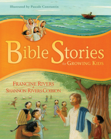 Bible Stories for Growing Kids - Hardcover