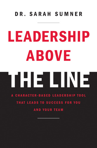 Leadership above the Line - Hardcover