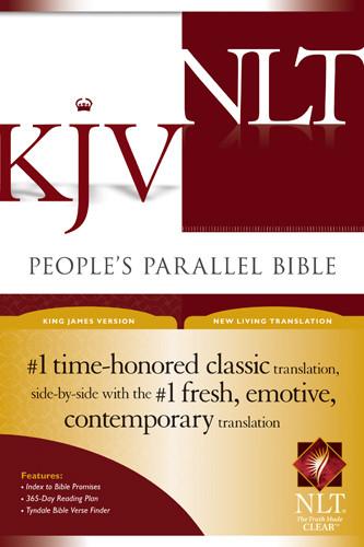 People's Parallel Bible KJV/NLT (Hardcover) - Hardcover