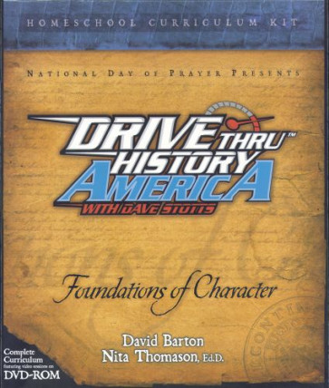 Foundations of Character Homeschool Curriculum Kit - DVD video