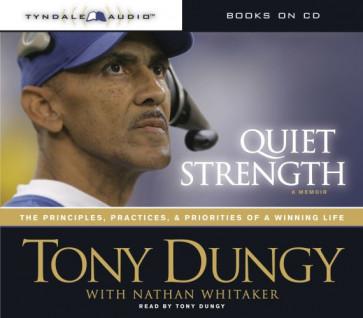 Quiet Strength - CD-Audio
