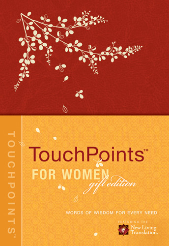 TouchPoints for Women Gift Edition - LeatherLike