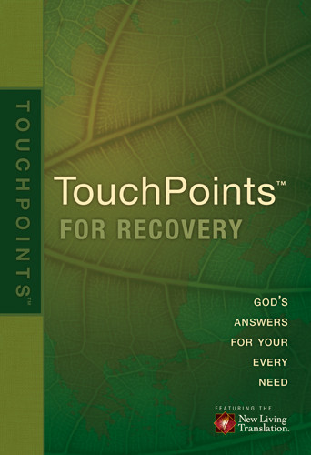 TouchPoints for Recovery - Softcover