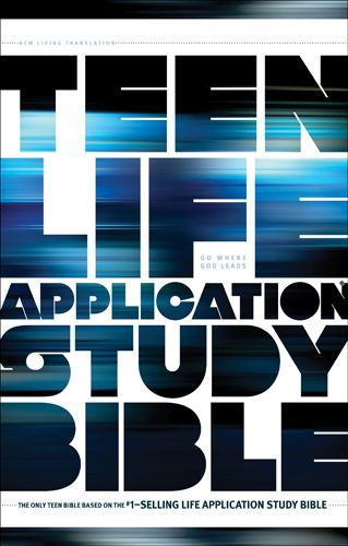 NLT Teen Life Application Study Bible  - Softcover