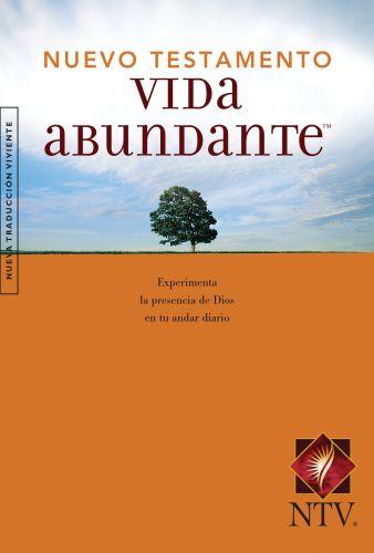 Vida abundante Nuevo Testamento NTV (Tapa rústica) - Softcover