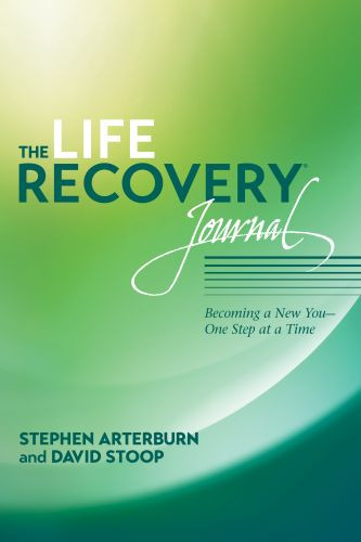 The Life Recovery Journal - Softcover / softback