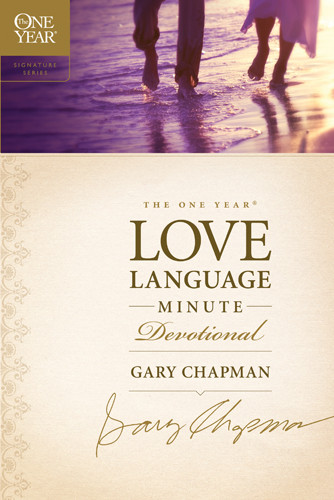The One Year Love Language Minute Devotional - Softcover