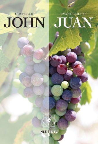 Gospel of John (NLT) / Evangelio de Juan (NTV) Parallel (Tapa rústica) - Softcover