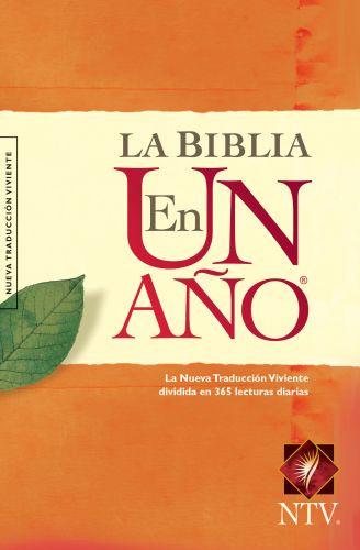 La Biblia en un año NTV (Tapa rústica) - Softcover