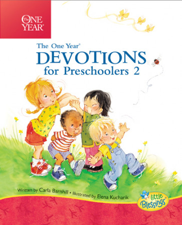 The One Year Devotions for Preschoolers 2 - Hardcover