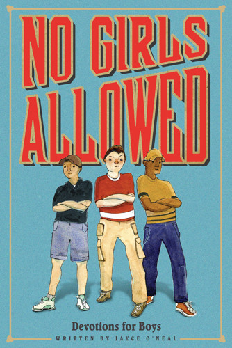 No Girls Allowed - Softcover