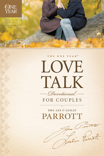 The One Year Love Talk Devotional for Couples - Softcover