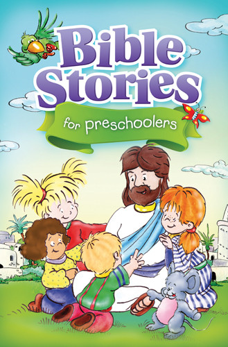 Bible Stories for Preschoolers - Hardcover