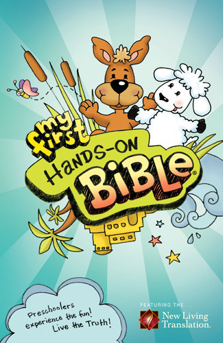 My First Hands-On Bible - Hardcover