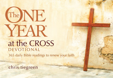 The One Year At the Cross Devotional - Softcover