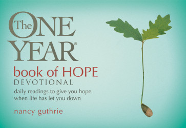 The One Year Book of Hope Devotional - Softcover
