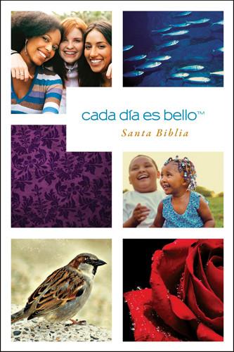Cada día es bello, Santa Biblia NTV (Tapa rústica) - Softcover / softback