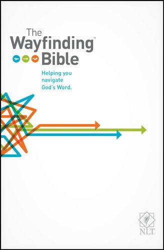 The Wayfinding Bible NLT (Hardcover) - Hardcover