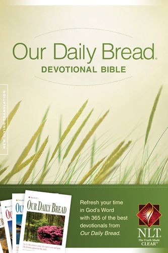 Our Daily Bread Devotional Bible NLT (Softcover) - Softcover / softback