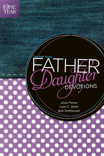 The One Year Father-Daughter Devotions - Softcover