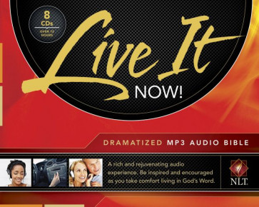 Live It Now! Dramatized Audio Bible, MP3 - CD-Audio