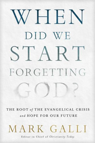 When Did We Start Forgetting God? - Softcover