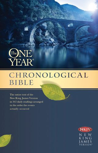 The One Year Chronological Bible NKJV (Softcover) - Softcover / softback