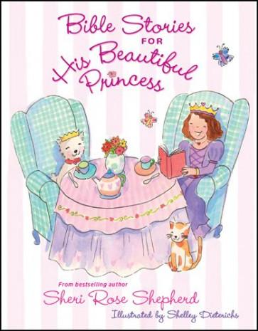 Bible Stories for His Beautiful Princess - Hardcover
