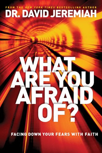 What Are You Afraid Of? - Hardcover