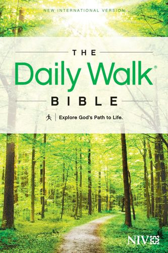 The Daily Walk Bible NIV (Softcover) - Softcover / softback