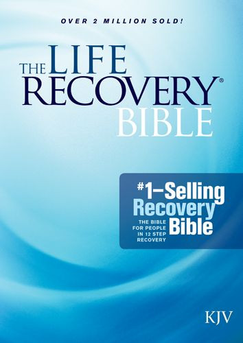 The Life Recovery Bible KJV (Hardcover) - Hardcover