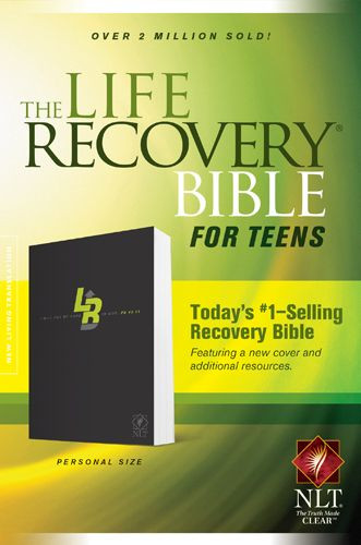 The Life Recovery Bible for Teens NLT, Personal Size (Softcover) - Softcover
