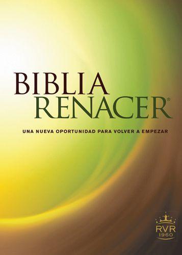 Biblia Renacer RVR60 (Tapa dura) - Hardcover
