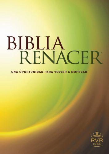Biblia Renacer RVR60 (Tapa rústica) - Softcover