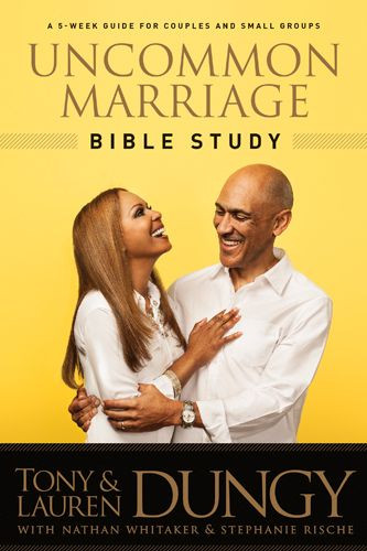 Uncommon Marriage Bible Study - Softcover / softback